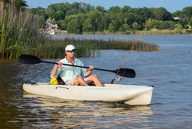 Kayaking St. Marys